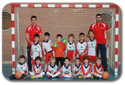 fútbol sala txiki A
