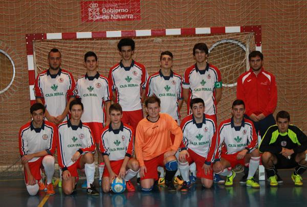 Fútbol sala Juvenil