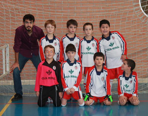 fútbol sala txiki B